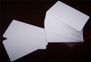 New zealand nz plastic business cards blank blank plastic business cards reheart Image collections
